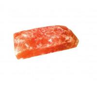 Гималайская розовая соль Плитка Рваный камень 20х10х2,5см-SF2R