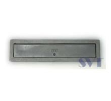 Дверца для выгребания углей SVT 440 (80х410 мм)