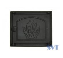 Дверца духовки SVT 450 (235х280 мм)