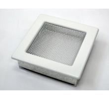 Решетка вентиляционая белая 17*17