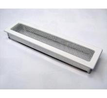 Решетка вентиляционая белая 17*49