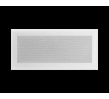 Решетка вентиляционая белая 17*30