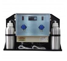 Насос-дозатор для ароматов EcoFlame на 2 аромат для хамама