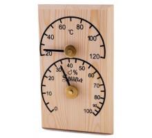 Термо - гигрометр для бани и сауны SAWO 106 - TH