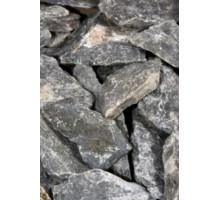 Камни для бани Базальт (средний) - 20кг - колотый