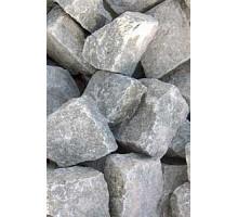Камни для бани Диабаз (средний) - 20кг - колотый